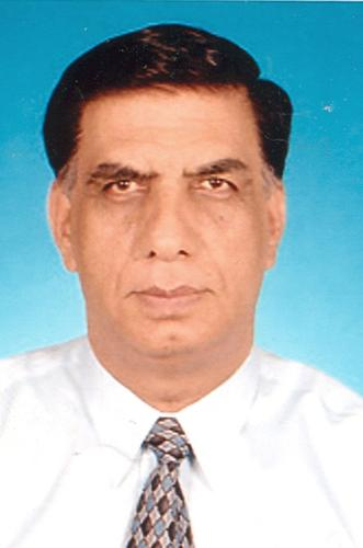 Photo of B. L. Pandit