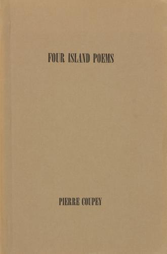 Four island poems