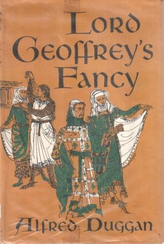 Lord Geoffrey's fancy.