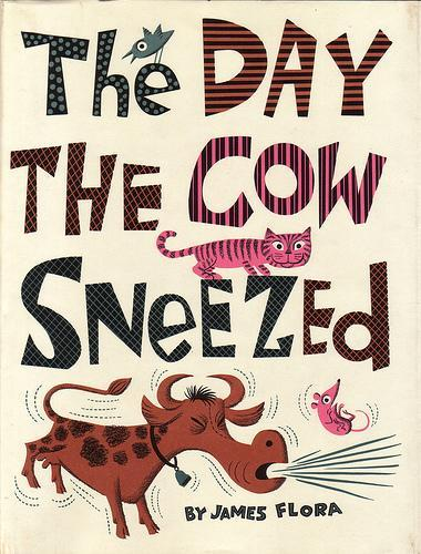 Download The Day the Cow Sneezed