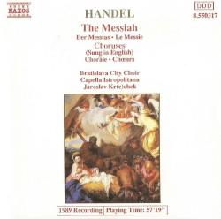 Various Artists - Messiah: Hallelujah Chorus