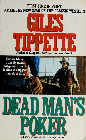 Dead Man's Poker by Giles Tippette