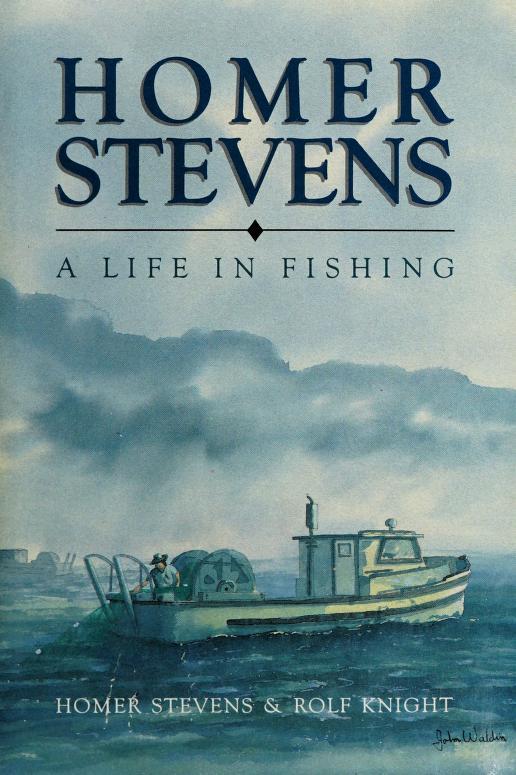 Homer Stevens by Homer Stevens