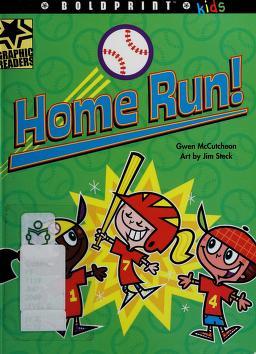 Cover of: Home run!   Gwen McCutcheon