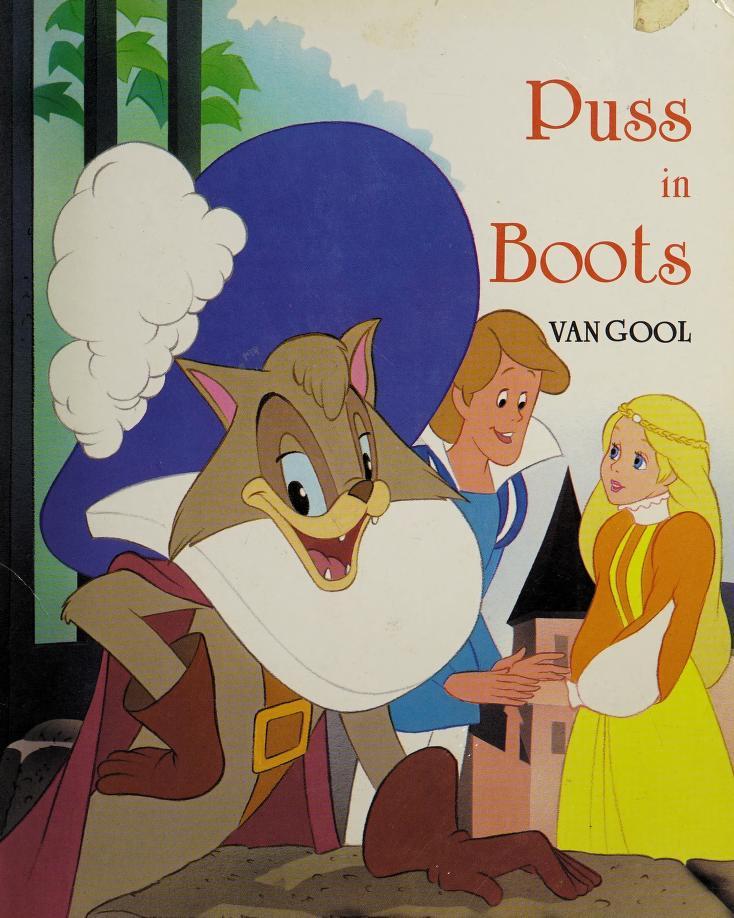 Puss in boots by Van Gool