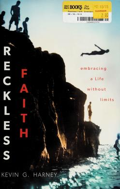 Cover of: Reckless faith | Kevin Harney