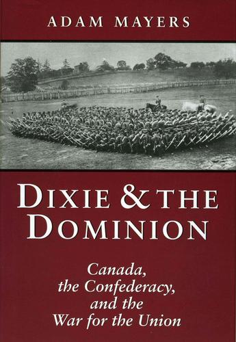 Dixie & the Dominion by Adam Mayers
