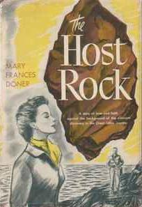 The host rock by Mary Frances Doner