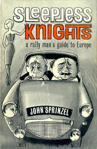 Sleepless knights by John Sprinzel