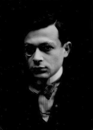 Photo of Tristan Tzara